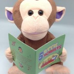 13,000 monkey toys were recalled because the battery compartment could reach 230 degrees Fahrenheit, posing a burn hazard to children