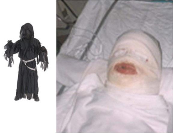 Halloween Costumes Kids In Danger